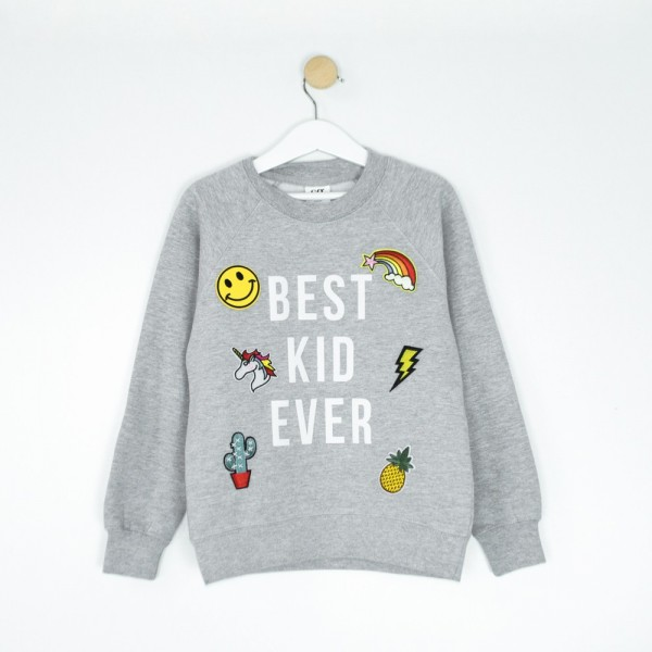 "Sudadera ""Best Kid Ever"""