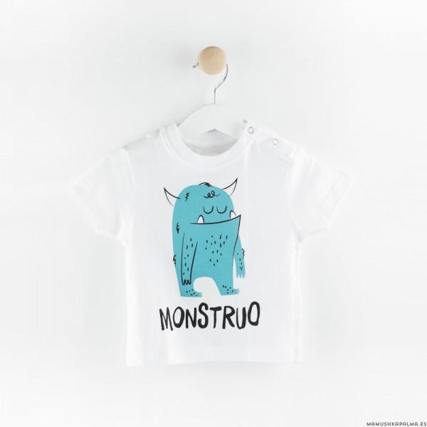 """Camiseta """"Monstruo"""""""
