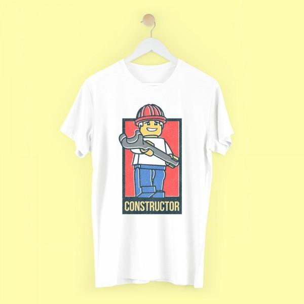 """Camiseta """"Constructor"""""""