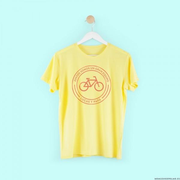 """Camiseta """"Equipo peque"""""""